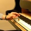 鍵盤初動の重さは?
