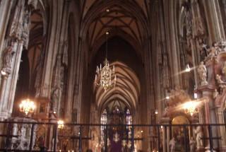 シュテファン大聖堂 ピアノが語ってくれたもの-その25
