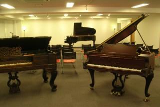 スタインウェイ 129才スクエアー newB-211 78才ルイ15世 ピアノが語ってくれたもの-その34
