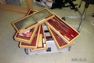 スタインウェイ 工具たち ピアノが語ってくれたもの-その35