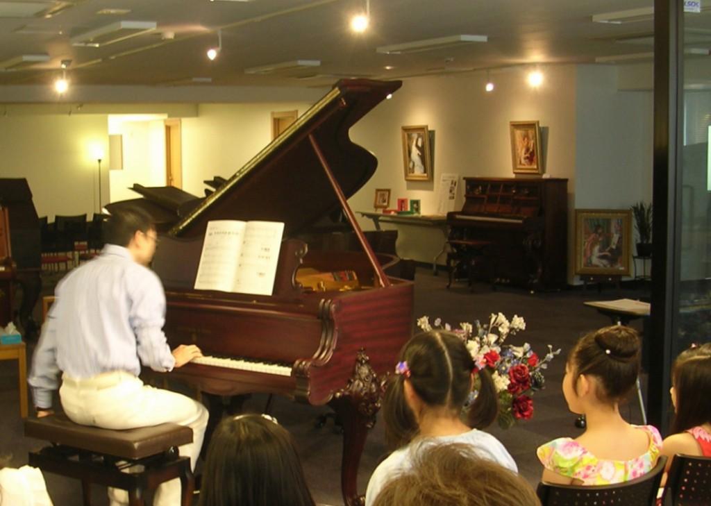 大人のピアノ時代