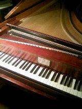 チェンバロ制作の第1人者マエストロ 堀 最後のピアノフォルテ