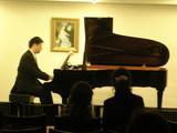 男のコンサートVol.8 オトコの楽しみとしてのピアノ演奏 その1