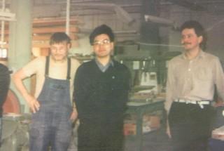 赤レンガのベヒシュタイン工場 その14