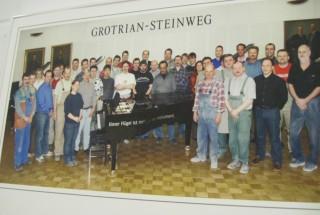 近代ピアノのルーツ・グロトリアンに行ってきた その8