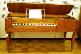 近代ピアノのルーツ・グロトリアンに行ってきた その13