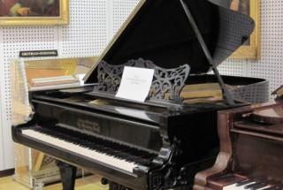近代ピアノのルーツ・グロトリアンに行ってきた その19 シューマン