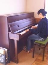 ベヒシュタイン クラシック118の納品に行きました。