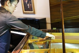 ピアノパッサージュ 技術動画 ベヒシュタイン編