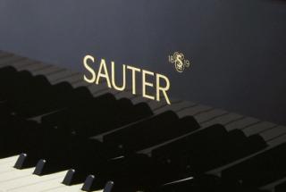 出会い 輸入ピアノ その7 ザウター