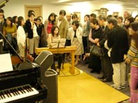 2006年11月5日 オンド・マルトノとピアノのコンサート