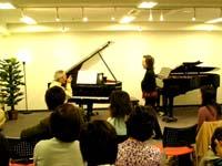 2007年3月4日 平澤先生の特別講座 「音色について」