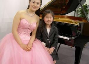 2008年4月12日 創業2周年感謝祭オープニング~ピアノコンサートとお話
