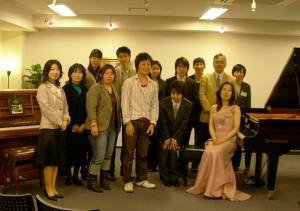 2008年5月11日  河合優子 公開レッスン&トークコンサート