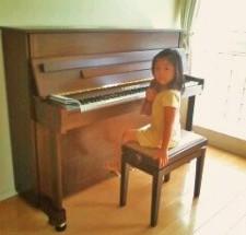 ベヒシュタイン クラシック118 輸入ピアノ BECHSTEIN