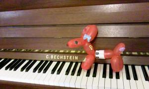 C.Bechstein classic118 の調律に行った。 ワン!だフル!シリーズ6