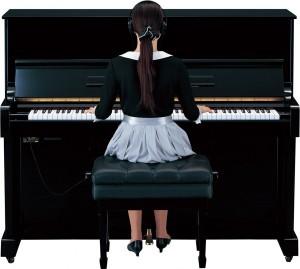 消音ピアノ イメージ
