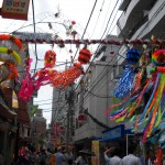 お江戸 小石川地蔵通りでは・・・。