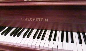 C.Bechstein M-180 の納品に行きました。