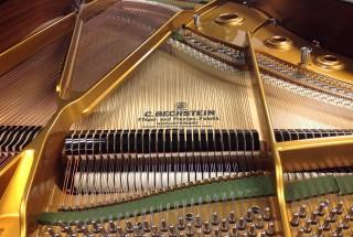ベヒシュタイン その音色の美しさ 輸入ピアノ BECHSTEIN