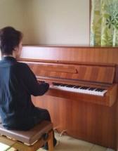 ベヒシュタイン12n 輸入ピアノ BECHSTEIN