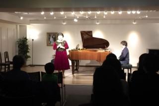 田村美和 太田太郎 ベヒシュタインデュオコンサート Vol.4 イベントリポート