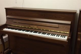 ザウター 114 Carus チッペンデール  ~森のハーモニー~ 輸入ピアノ SAUTER 展示中