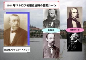 ペトロフピアノの歴史 ロマンティックトーン ~響きの美しさ~