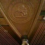 ベヒシュタイン・クラッシック118の調律に行った。