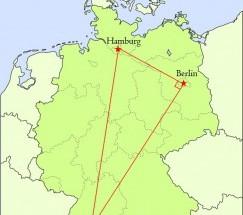 ドイツ三角定規シリーズ その2 半正三角形 1:2:√3