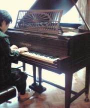 ベヒシュタイン M180 アールデコモデル 輸入ピアノ BECHSTEIN