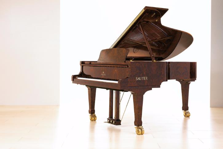ザウターピアノ1