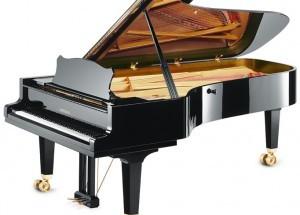 日本初!グロトリアン コンサートグランドピアノ 納入!
