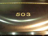 これが ホロビッツ御用達の 503