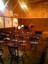 那須町の弦楽亭でコンサートチューニング・・・
