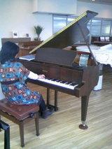 ザウター・グランドピアノ
