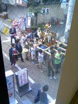 地蔵通りは今年もお祭りだった。