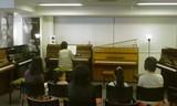 ピアノの引き比べミニミニコンサート 開催!