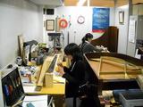 「神田川右岸のピアノ工房」絶好調!