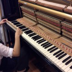 鍵盤調整中!