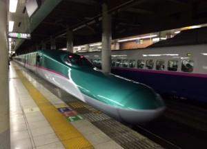 仙台に納入調律に行った。