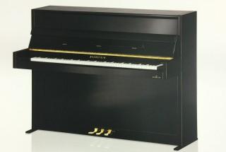 ベヒシュタインアカデミーA114Modernの特徴と価格  輸入ピアノBECHSTEIN