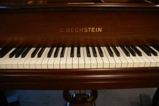 ベヒシュタイン新品ピアノと中古ピアノの違い その3