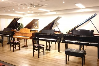 新品の輸入(ヨーロッパ製)ピアノの価格  -1