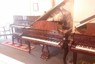 ■ベヒシュタイン新品ピアノと中古ピアノの違いと特徴 その2