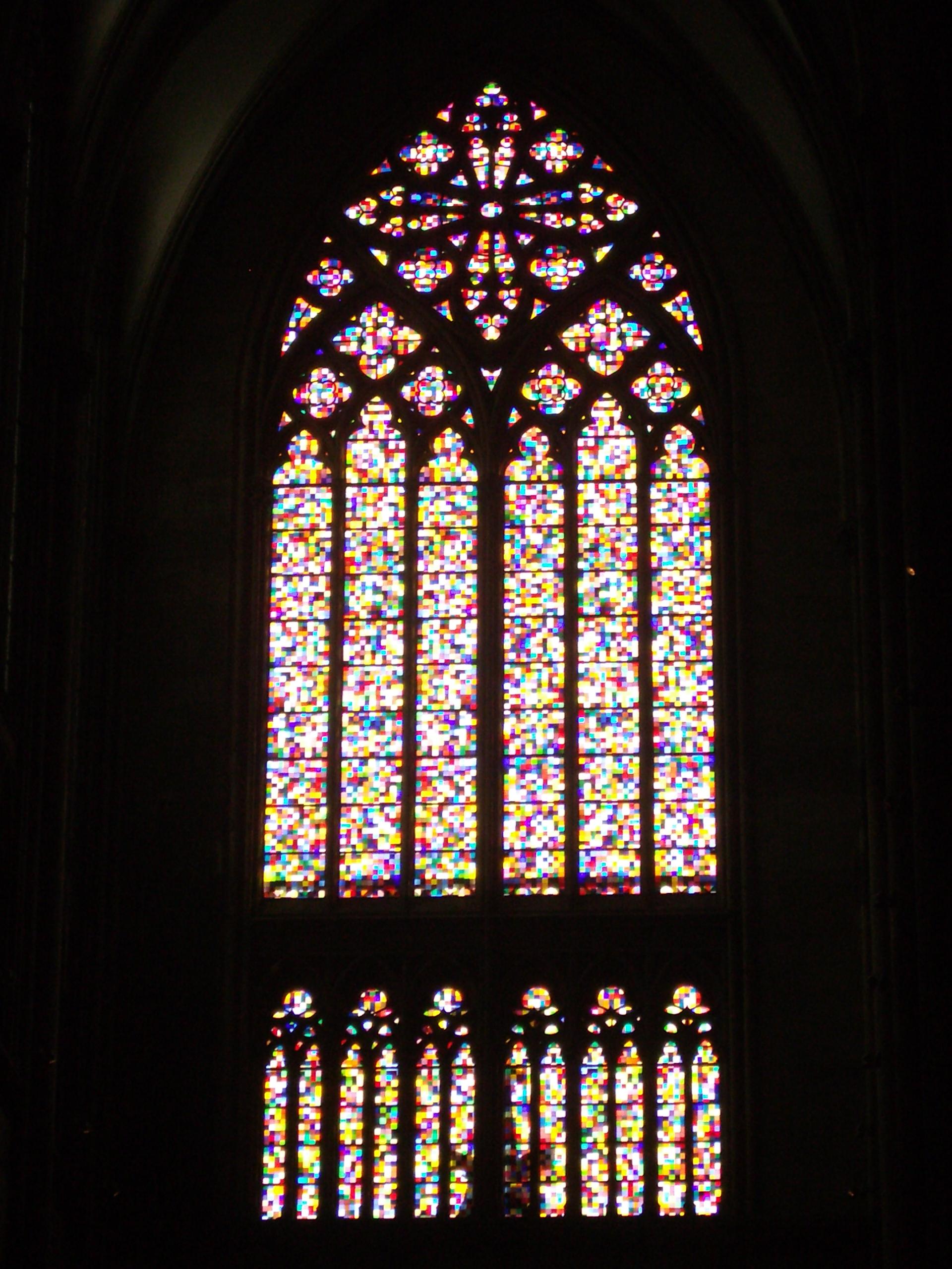 ケルン大聖堂内部5
