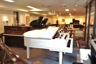 パッサージュ動画 ピアノショールーム