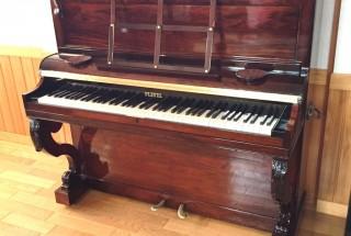 プレイエル ロマンチカ 逸品! 1878年製 ピアノパッサージュ
