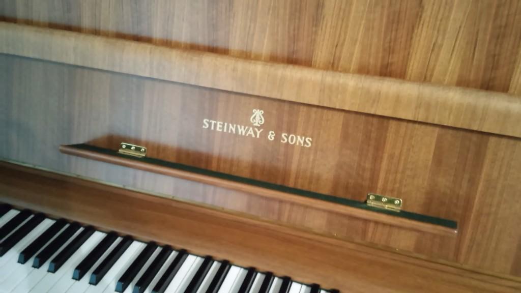 ピアノパッサージュ スタインウェイZ114