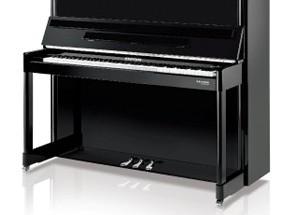 ピアノカタログ ホフマン WH126P Made by BECHSTEIN